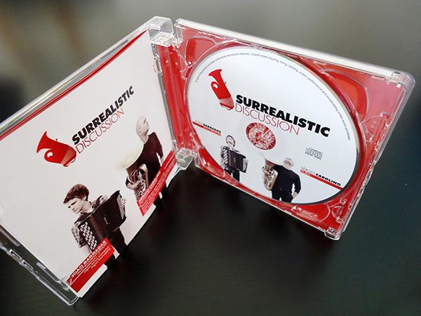 SURREALISTIC DISCUSSION / Tuba & Accordion