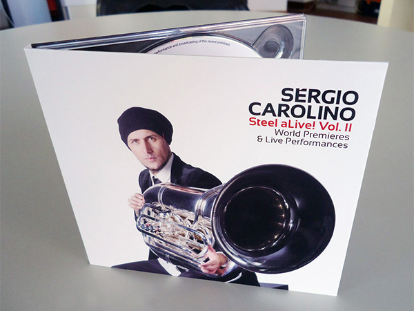 STEELALIVE! VOL. II / Sérgio Carolino