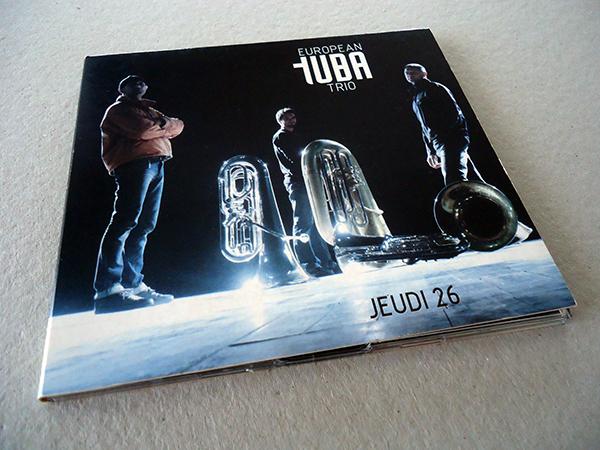 EUROPEAN TUBA TRIO / Jeudi 26