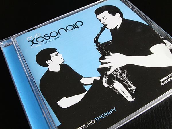 DUO XASONAIP / Piano & Saxophone