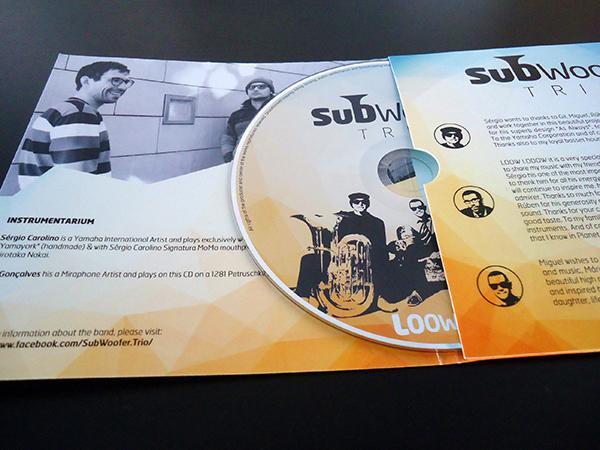 SUBWOOF3R TRIO / Loow Looow