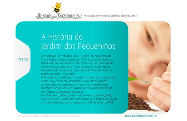 JARDIM DOS PEQUENINOS / Associação de Promoção Social de Vieira de Leiria