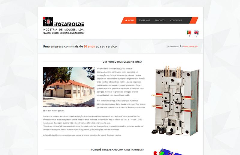 INSTAMOLDE / Indústria de Moldes / Marinha Grande