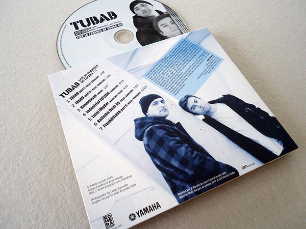 TUBAB / Live in Paredes de Coura '09