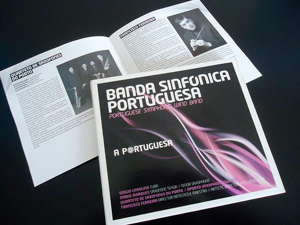 BANDA SINFÓNICA PORTUGUESA / A Portuguesa