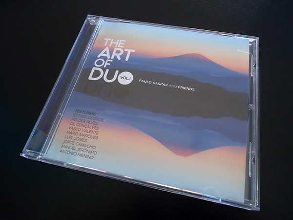 THE ART OF DUO VOL. I / Paulo Gaspar and Friends