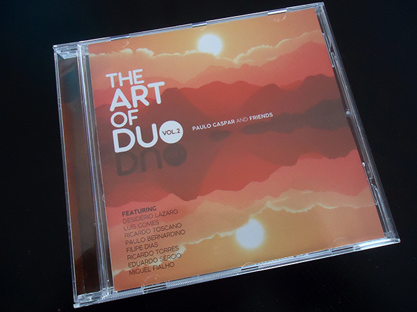 THE ART OF DUO VOL. II / Paulo Gaspar and Friends
