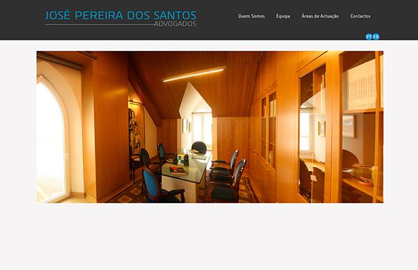 JOSÉ PEREIRA DOS SANTOS / Advogados / Leiria